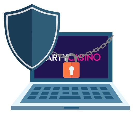 PartyCasino - Secure casino