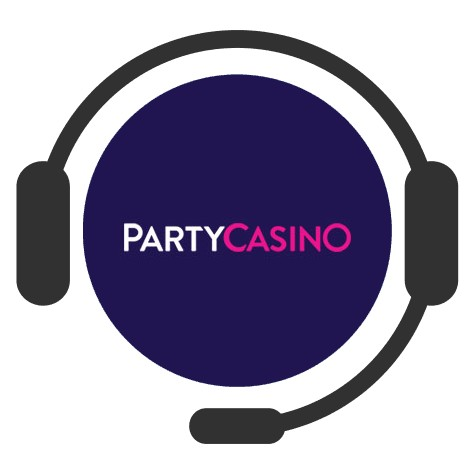 PartyCasino - Support