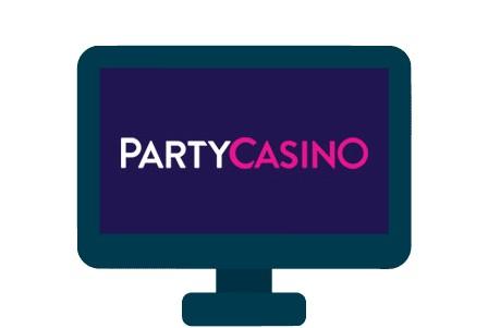 PartyCasino - casino review