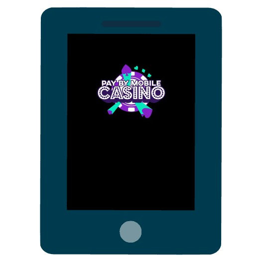 Pay by Mobile Casino - Mobile friendly