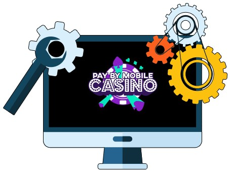 Pay by Mobile Casino - Software