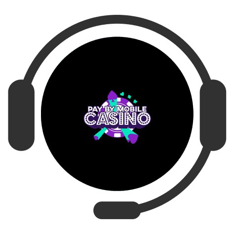 Pay by Mobile Casino - Support