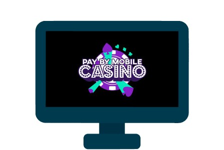 Pay by Mobile Casino - casino review