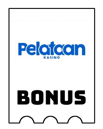 Latest bonus spins from Pelataan