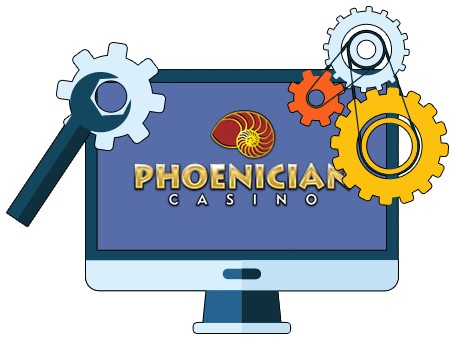 Phoenician Casino - Software