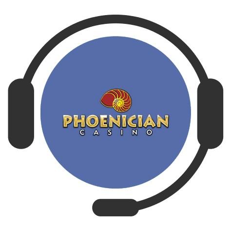 Phoenician Casino - Support