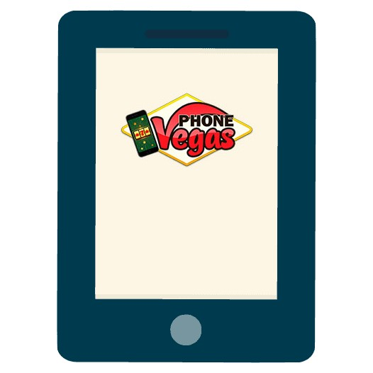 Phone Vegas Casino - Mobile friendly