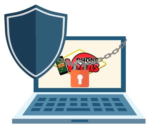 Phone Vegas Casino - Secure casino