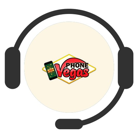 Phone Vegas Casino - Support