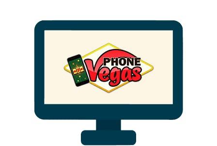 Phone Vegas Casino - casino review