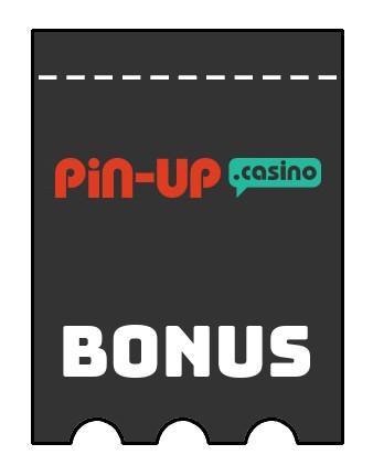 Latest bonus spins from PinUp Casino