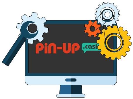 PinUp Casino - Software