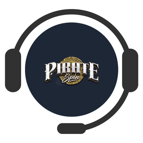 Pirate Spin Casino - Support