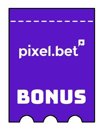 Latest bonus spins from Pixelbet Casino