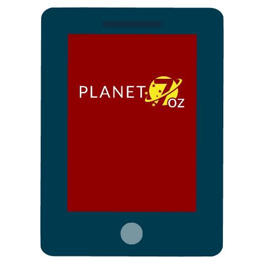 Planet 7 OZ - Mobile friendly