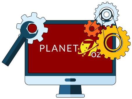 Planet 7 OZ - Software