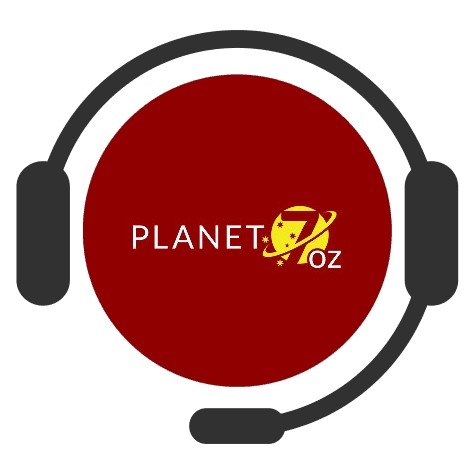 Planet 7 OZ - Support