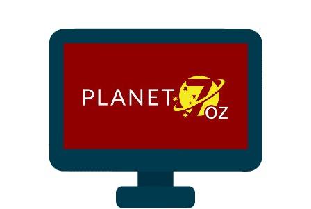 Planet 7 OZ - casino review