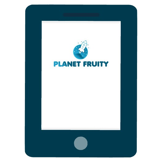 Planet Fruity Casino - Mobile friendly
