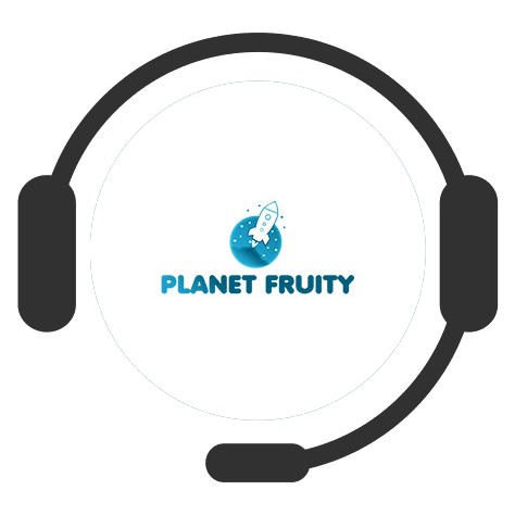 Planet Fruity Casino - Support