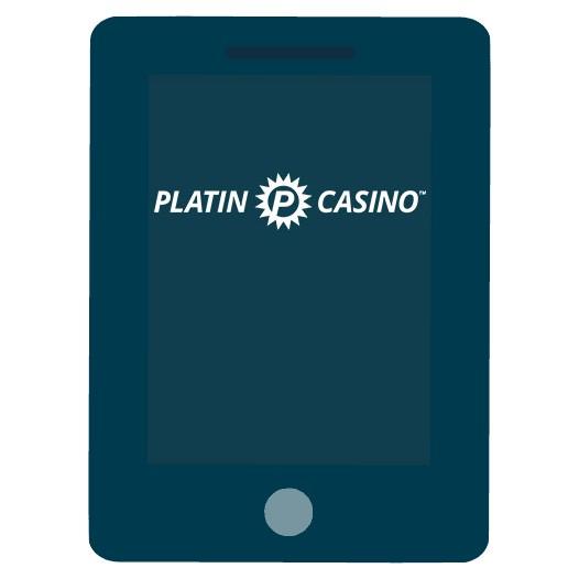 Platin Casino - Mobile friendly