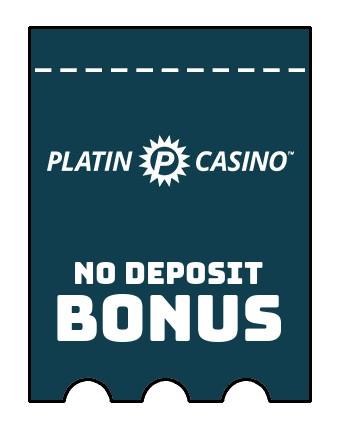 Platin Casino - no deposit bonus CR