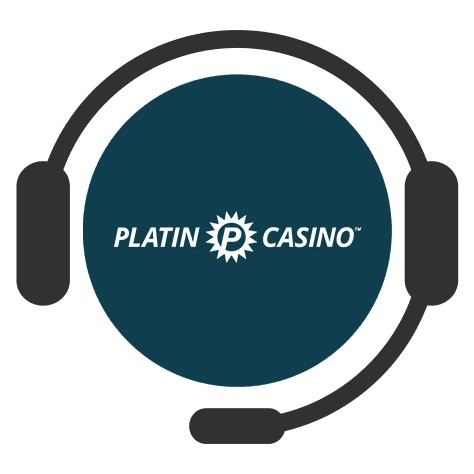 Platin Casino - Support