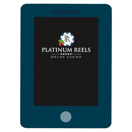 Platinum Reels - Mobile friendly