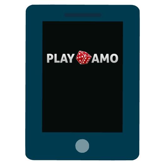 Play Amo Casino - Mobile friendly