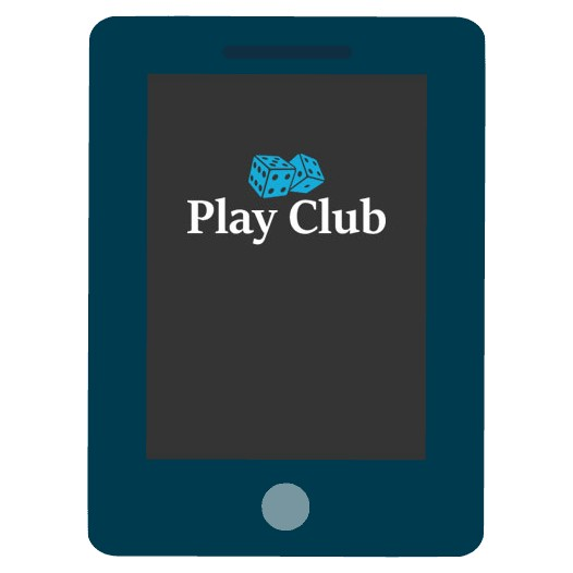 Play Club Casino - Mobile friendly