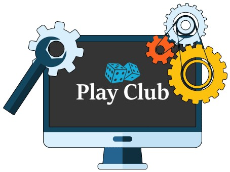 Play Club Casino - Software
