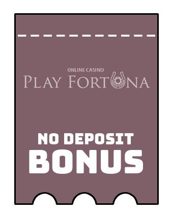 Play Fortuna Casino - no deposit bonus CR