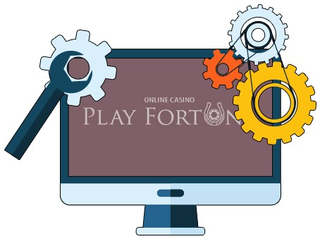 Play Fortuna Casino - Software