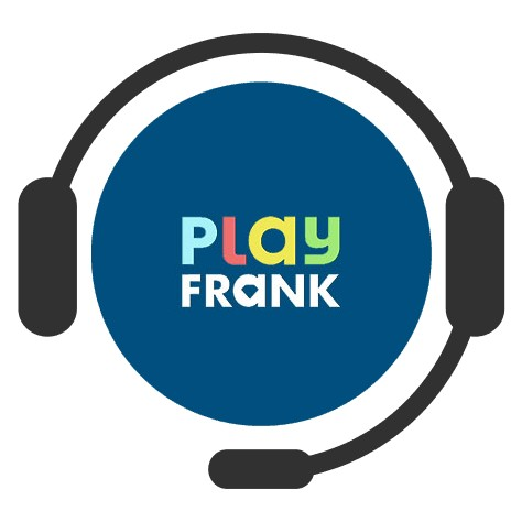 Play Frank Casino - Support
