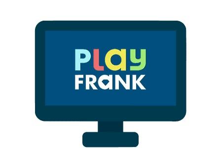 Play Frank Casino - casino review