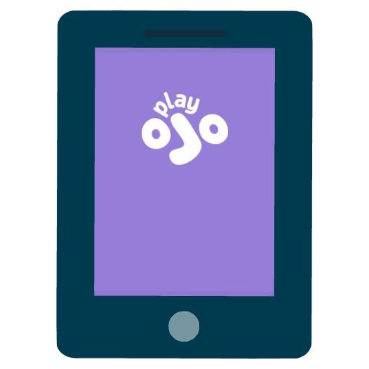 Play Ojo Casino - Mobile friendly