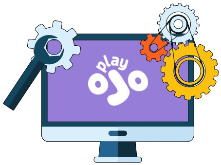 Play Ojo Casino - Software