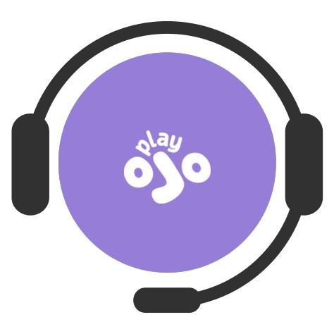 Play Ojo Casino - Support