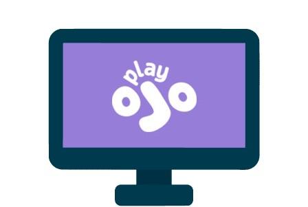 Play Ojo Casino - casino review