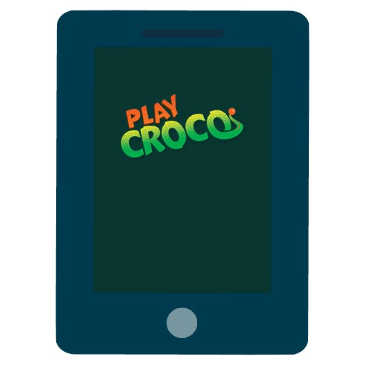 PlayCroco - Mobile friendly