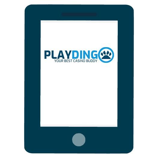 Playdingo - Mobile friendly