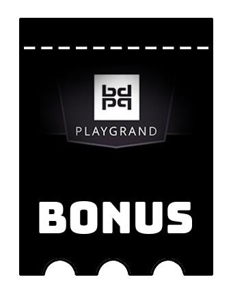 Latest bonus spins from PlayGrand Casino