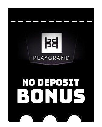 PlayGrand Casino - no deposit bonus CR