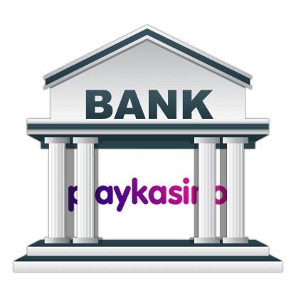 Playkasino - Banking casino