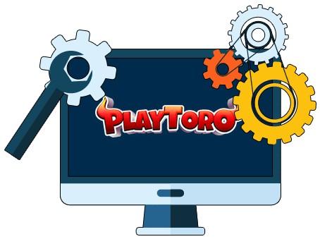 PlayToro - Software