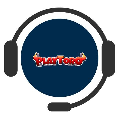 PlayToro - Support