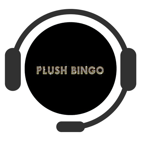 Plush Bingo Casino - Support