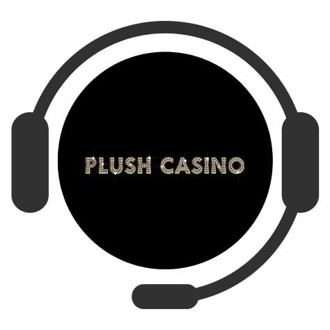 Plush Casino - Support