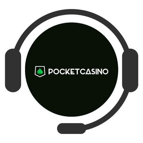 Pocket Casino EU - Support