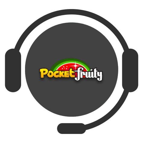 Pocket Fruity Casino - Support